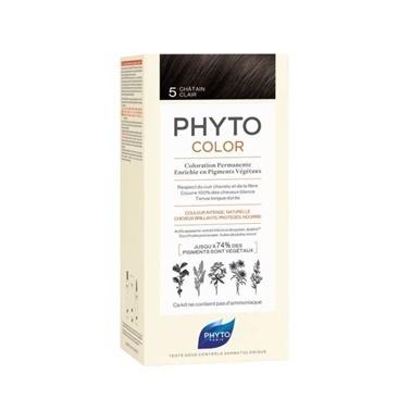 PHYTO Phyto Phytocolor 5 Light Brown Kahve